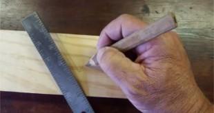 Eßtisch oder Gartentisch selber bauen