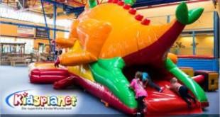 Indoorpark Kidsplanet Dresden