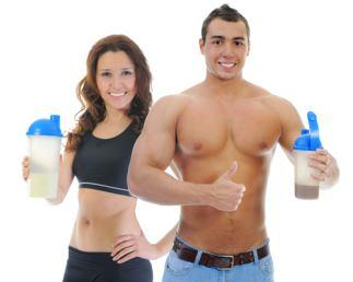 Infos zu Proteinshakes