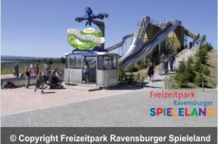 Ravensburger Spieleland - Freizeitpark