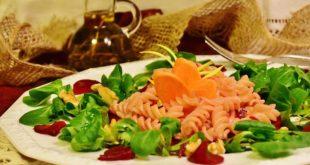 Vegane Vorspeisen & Salate – Nudelsalat